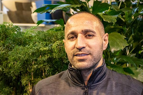 Ali Sharifi - Personal på Växtvård AB
